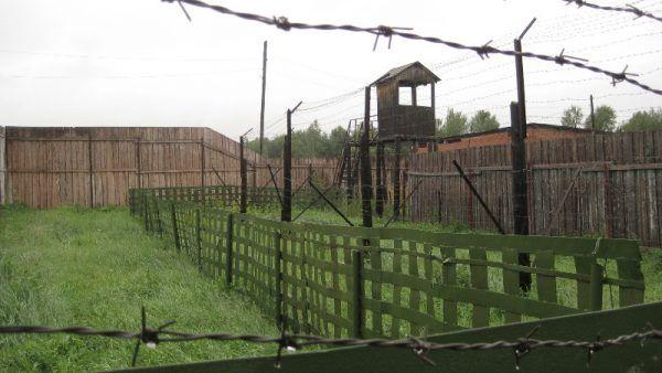 Więźniowie wiedzieli, że za tym ogrodzeniem czeka ich bezkres syberyjskiej pustki (fot. Gerald Praschl, CC BY-SA 3.0).