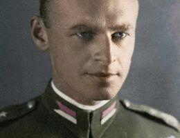 Witold Pilecki (domena publiczna).