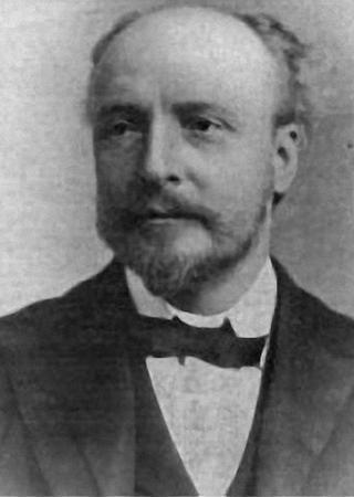 Joseph Mortimer Granville. Konstruktor pierwszego elektrycznego wibratora (źródło: domena publiczna).