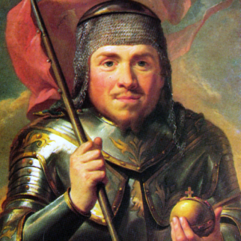 10 rzeczy, których nie wiedziałeś o polskich władcach (źródło: domena publiczna).