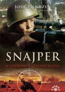 Snajper. W obronie Leningradu, Josif Piljuszyn, spisał Siergiej Anisimow (Vesper)