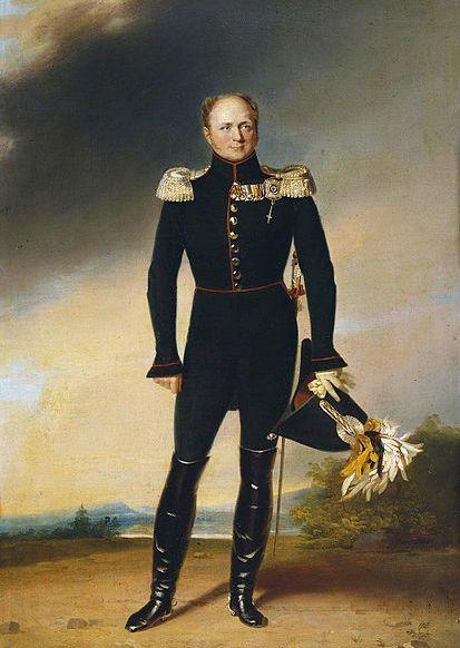 Dzięki deklaracji cara Aleksandra Austriacy mogli zaatakować Napoleona (źródło: domena publiczna).