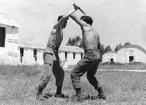 Zabójcy Mossadu z pewnością przechodzą szkolenie z krav magi (fot. Siły Obronne Izraela, domena publiczna).