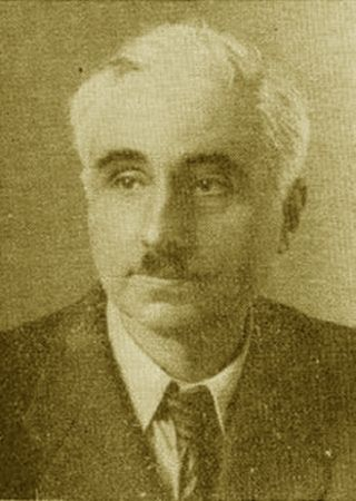 Doktor Stanisław Higer we własnej osobie (źródło: domena publiczna).