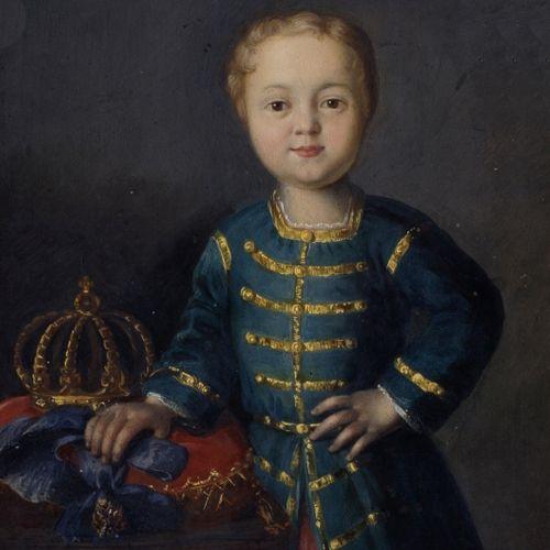 Car Iwan VI nawet się nie spodziewał, że większość krótkiego życia spędzi w więzieniu (źródło: domena publiczna).