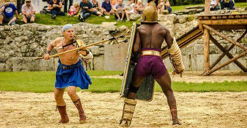 b6e94b19 Gladiatorzy, dzikie bestie i tortury. Siedem sposobów na udane igrzyska w  Koloseum | CiekawostkiHistoryczne.pl