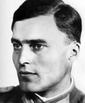 Claus von Stauffenberg. Gdyby mu się udało, losy Europy potoczyłyby się inaczej.