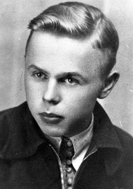 """Józef Szczepański """"Ziutek"""", autor tragicznego i jakże prawdziwego w swojej wymowie wiersza """"Czerwona zaraza"""" (źródło: domena publiczna)."""