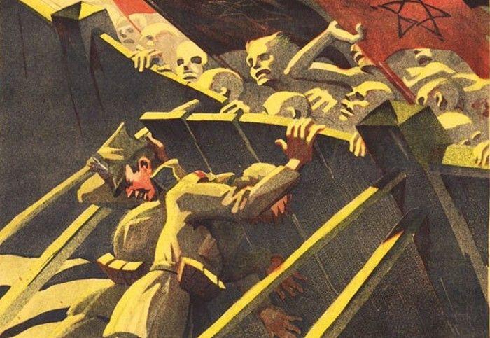 W obliczu generalne bolszewickiej ofensywy Józef Piłsudski nie zareagował wystarczająco mocno i zdecydowanie. W efekcie Armia Czerwona dotarła aż pod Warszawę (źródło: domena publiczna).