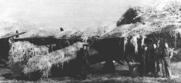 W czasie, gdy Niemcy posuwali się w głąb Polski sowiecka propaganda nie próżnowała. Donosiła między innymi o szeregu incydentów granicznych z udziałem polskiego lotnictwa, które miało naruszać przestrzeń powietrzną ZSRS (źródło: domena publiczna).