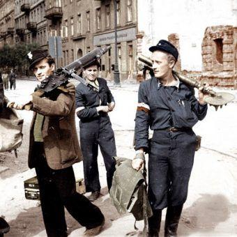 Powstanie Warszawskietop