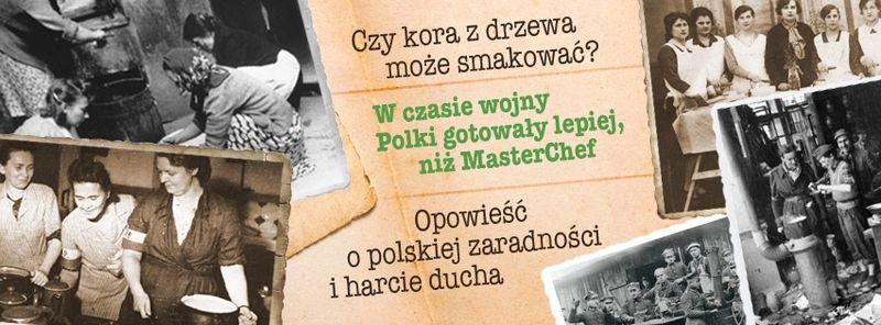 """""""Okupację od kuchni"""" będziecie mogli kupić za pośrednictwem """"Ciekawostek historycznych.pl"""" już od 31 sierpnia!"""