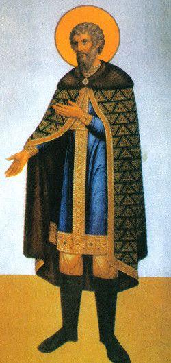 Książę Jarosław Mądry. To on m.in. doprowadził do ucieczki Mieszka II.