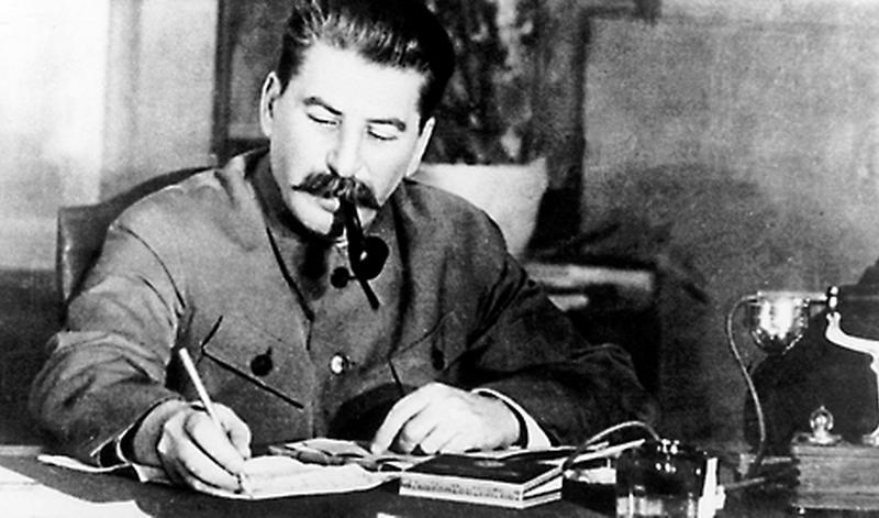 Stalin na długo przed 17 września 1939 roku dawał jasno do zrozumienia, że gdy tylko nadarzy się okazja, zaatakuje Polskę (źródło: domena publiczna).