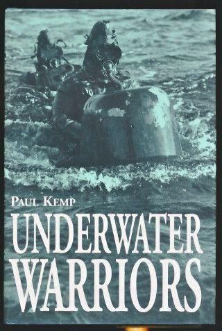 """Artykuł został oparty m.in. na książce Paula Kempa """"Underwater Warriors"""" (Brockhampton Press 1999)."""