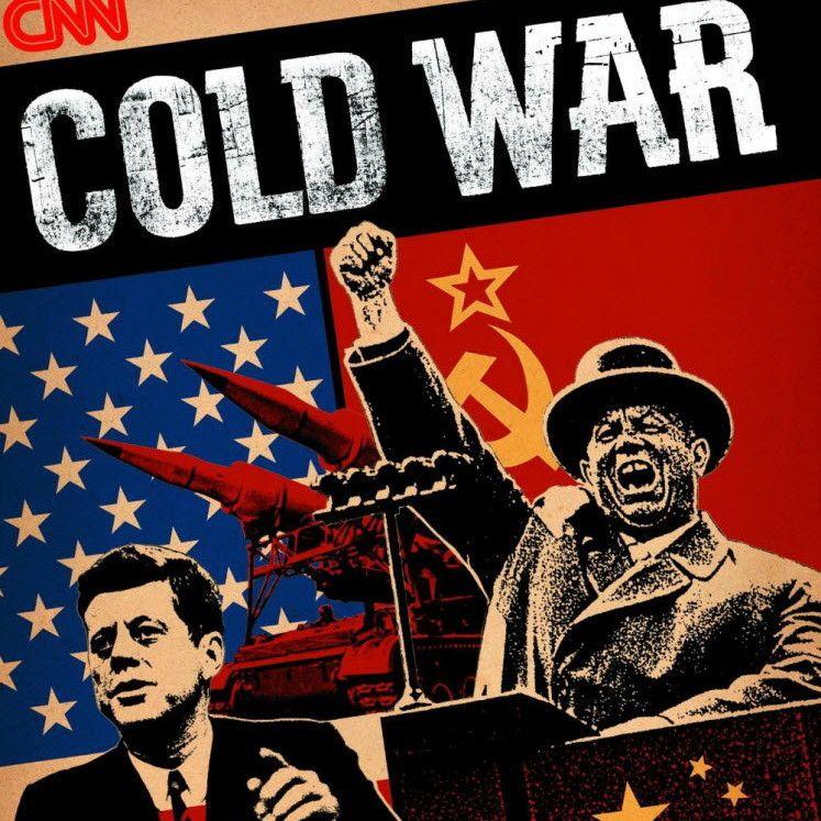 Amerykanie wygrali zimną wojnę, lecz nie chcieli rozpadu ZSRR (na ilustracji plakat promujący film dokumentalny produkcji CNN).
