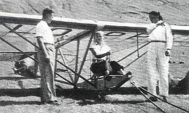 17-letnia Jadwiga Piłsudska w 1937 roku dopiero uczyła się prowadzenia maszyn powietrznych, a już kilka lat później jej akrobacje zadziwiały dowództwo (źródło: domena publiczna).