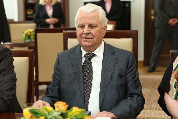 Łeonid Krawczuk być może nieoczekiwanie dla samego siebie stał się jednym z głównych sprawców rozpadu ZSRR (fot. Michał Józefaciuk, Senat Rzeczypospolitej Polskiej, CC BY-SA 3.0 PL).