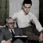 To waśnie to zdjęcie, na którym widać Waltera Paula Schreibera z synem, pokazano Janinie Iwanskiej. Zdjęcie później opublikowała gazeta The Waco News-Tribune.
