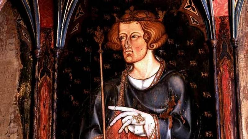 Ojciec Edwarda II, Edward I Długonogi, był władcą silnym i zdecydowanym. Nie odniósł jednak spodziewanego sukcesu w dobieraniu synowi towarzysza... (źródło: domena publiczna).