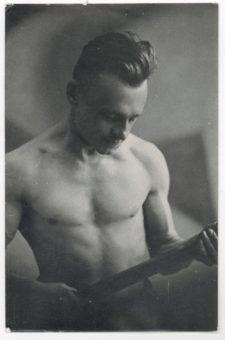 Pilecki był nie tylko bohaterem, ale i przystojnym mężczyzną. Nic dziwnego, że zdobył w końcu serce Marii (fot. archiwum prywatne Andrzeja Pileckiego).