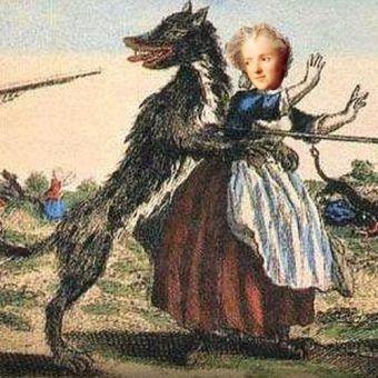 Potwór atakuje Marię Leszczyńską? Ciąg śmierci w jej rodzinie mógłby na to wskazywać (źródło: domena publiczna).