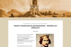 szlachcicspodrypina.pl