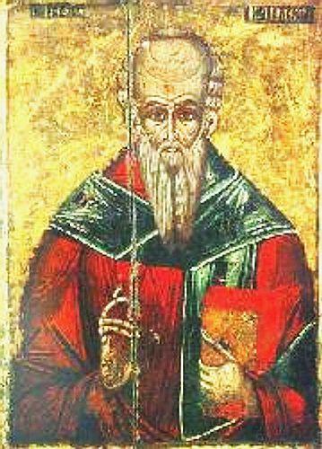 Św. Klemens z Aleksandrii - jeden z pierwszych chrześciejańskich myślicieli, którzy znieważali kobiety (źródło: domena publiczna).