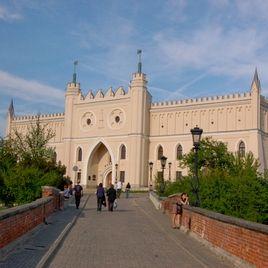 Zamek w Lublinie (fot. Wistula, lic. CC BY 3.0).