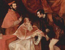 Paweł III z wnukami