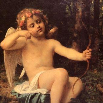 Był czas na miłość, teraz czas na odkochanie (obraz Bartolomeo Schedoni, domena publiczna).