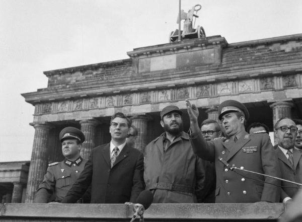 Dla Fidela ważniejsze od syna jest pokazanie, że on tu rządzi.