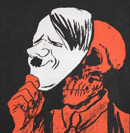 W 1933 roku Hitler wydawał się niegroźnym wariatem... (źródło: domena publiczna).