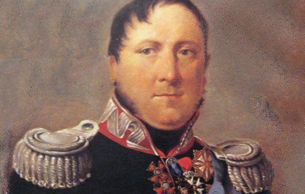 Generał Maurycy Hauke - polski hrabia, który był dziadkiem księcia Bułgarii (źródło: domena publiczna).