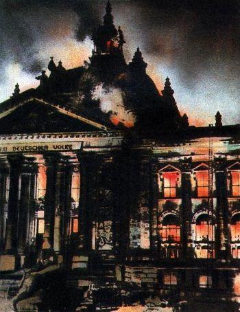 Na przełomie 1932 i 1933 roku wciąż wydawało się, że niemieckiej demokracji nic nie grozi.