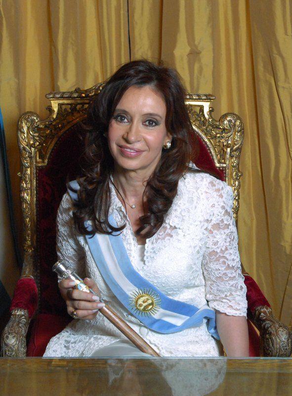 Argentyńska pani prezydent Cristina Fernández de Kirchner zdecydowanie nie zachowała się w Chinach dyplomatycznie... (fot. Presidencia de la Nación Argentina, lic. CC BY 2.0).