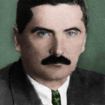 Dowódca Armii Krajowej generał Rowecki był gotowy sięgnąć nawet po środki masowego rażenia w walce z Niemcami (źródło: domena publiczna; koloryzacja: RK).