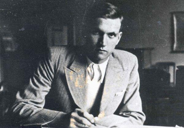 Legendarny kurier Polski Walczącej Jan Karski bez ogródek pisał o tym, jak polskie podziemie wykorzystywało chore wenerycznie prostytutki do zarażania Niemców kiłą i rzeżączką (źródło: Muzeum Historii Polski, dzięki uprzejmości Archiwum Instytutu Hoovera w Kalifornii).