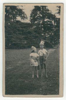 Dzieci Witolda Pileckiego od najmłodszych lat uczyły się patriotyzmu od najlepszego wzoru (fot. archiwum prywatne Andrzeja Pileckiego).