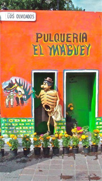 Współczesna meksykańska pulchería (fot. DavidGomezChiu, CC BY-SA 3.0).