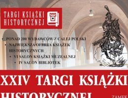 XXIV Targi Książki Historycznej