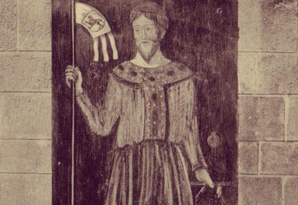 Niemcy ciepło wspominali Gerona przez całe stulecia. Tutaj margrabia na ilustracji z XVI wieku.