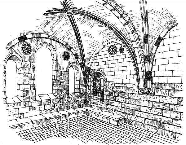Niewykluczone, że odtrącona żona Chrobrego spędziła ostatnie lata swojego życia w klasztornych murach.
