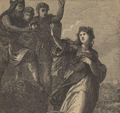Dobrawa nie zamierzała iść w ślady legendarnej Wandy. Nie robiła z siebie męczennicy, ale to nie znaczy, że była gotowa oddać ciało poganinowi...