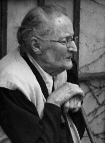 Maria Wojciechowska (z domu Kiersnowska) na jednym ze swoich ostatnich zdjęć.