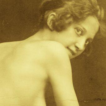 przedwojenna erotyka vintage
