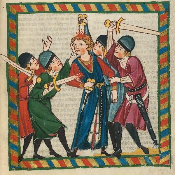 Średniowieczni Niemcy mieli naprawdę sporo na sumieniu. Szczególnie w swoich relacjach ze Słowianami.