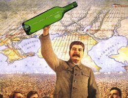 Wódka największym sprzymierzeńcem Stalina?