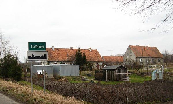 Czy senna mazurska osada stanie się wkrótce mekką fanów Tolkiena? (zdjęcie opublikowane na licencji CCU 2.5, autor Ralf Lotys).