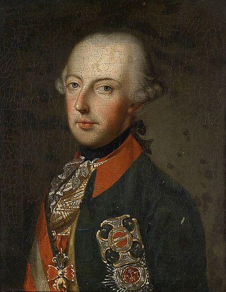 Józef II - mąż, który kochał, ale nie rozumiał swojej żony (źródło: domena publiczna).